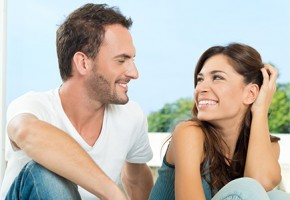 Honest communication can go a long way in starting a relationship. Image courtesy of findloveonline.co.