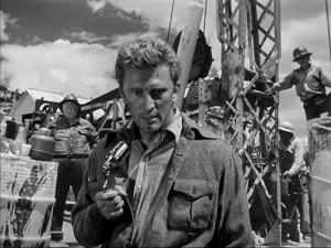 Kirk Douglas in Ace in the Hole. Used with permission from Paramount Pictures.