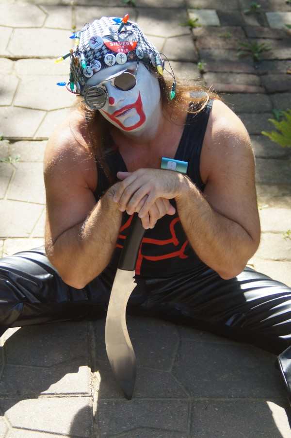 Ripper the Clown. Photo by Mary Anne Lipousky-Butikas
