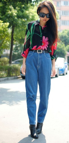 90s fashion is making a comeback this season. Phot o used with permission from lookbook.nu.